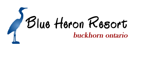 Blue Heron Family Cottage Resort Buckhorn Ontario - Home Page